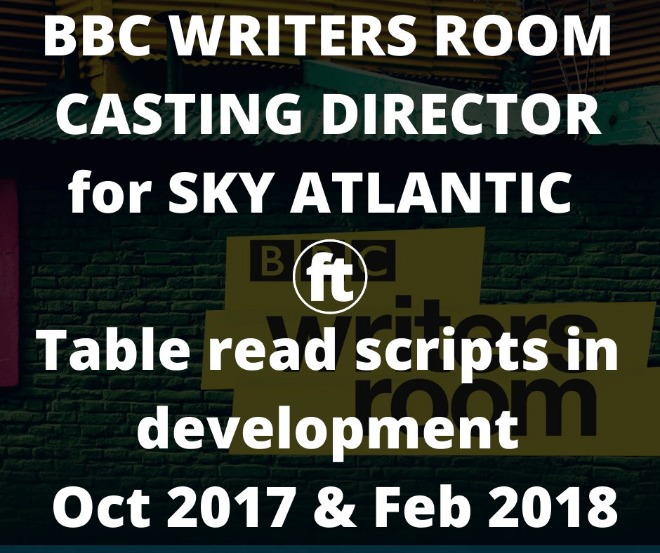BBC Writers Room Details