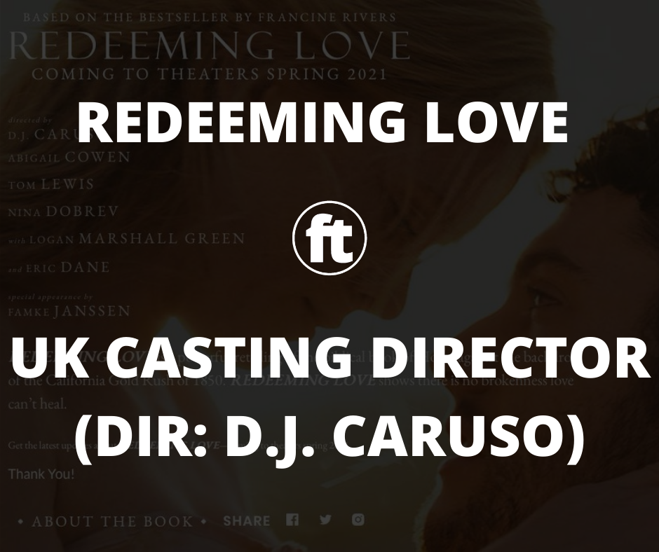 Redeeming Love Details