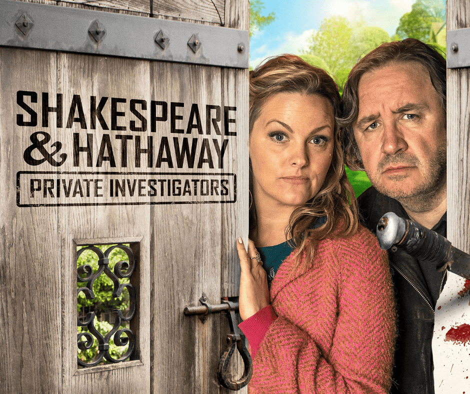 Shakespeare and Hathaway