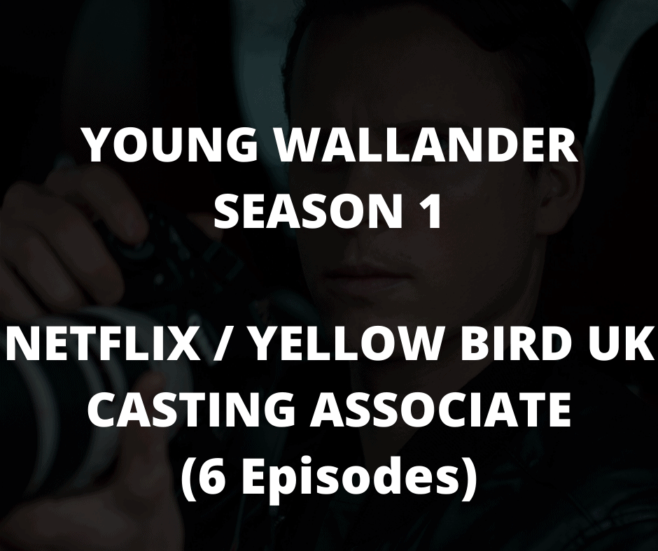 The Young Wallander Details
